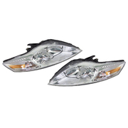 Pair of Headlights To Suit Ford MA MB Mondeo 2007-2010 Models