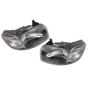 Pair of Headlights To Suit Ford VH VJ Transit 2000-2006 Models