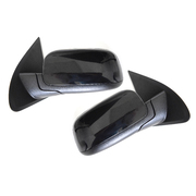 Ford Territory Black Electric Door Mirrors Set 3 pin Standard Type 2004-2009