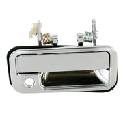 RH Front Chrome Outer Door Handle For Holden TF Rodeo 1988-2003