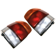 Pair of Tail Lights To Suit Holden Commodore Ute Wagon VG VN VP VR VS