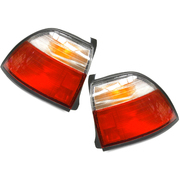Honda Accord LH + RH Tail Lights Lamps Suit CD 1995-1997 Models *New*