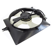 Honda CM Accord A/C Condenser Cooling Fan V6 2002-2008 Models *New*