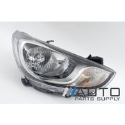 Hyundai RB Accent RH Headlight Head Light Lamp 2011-2013 *New Aftermarket*