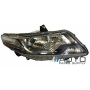 Honda City RH Headlight Head Light Lamp suit GM 2009-2012