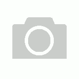 Ford 302 351 Clevo Cleveland V8 2Pce Rubber Rear Main Seal *Permaseal*