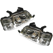 Pair of Headlights suit Honda CRV CR-V RD1 1997-2001 Models