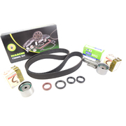 Hyundai GK Tiburon Timing Belt Kit W/ Hyd Tensioner 2.7 G6BA V6 2002-2010 *Nason*