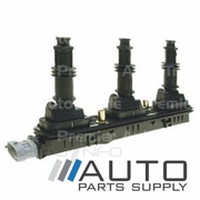Cyl2,4,6 Ignition Coil Pack Holden Vectra 2.6ltr Y26SE JS 2000-2002