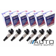 Holden WL Statesman Caprice V6 set of 6 Ignition Coil Packs Genuine ACDelco