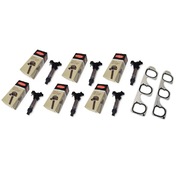 Set Ignition Coil Pack For Holden Statesman 3.6ltr LY7 WM 2006-2009