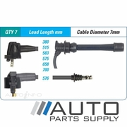 Ignition Lead Set For Toyota VZV21R Camry 2.5ltr 2VZFE 1988-1993