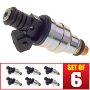 Ford Falcon Set Fuel Injector 3.9ltr MPFI EA 1988-1991