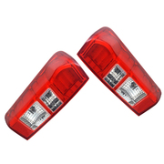 Isuzu Dmax D-Max LH+RH Tail Lights Lamps LED Clear Type 2012-2014 *New Pair*