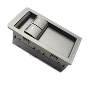 Holden Commodore 2 Button Power Window Main Master Switch Grey VY-VZ 2002-2007