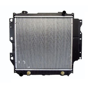 Jeep TJ Wrangler Radiator suit 4ltr 6 cylinder Auto/Manual 2000-2007