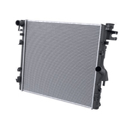 Jeep JK Wrangler Manual Radiator 3.8ltr V6 2007-2012 Models