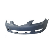 Mazda 3 BK Sedan Series 1 Front Bumper Bar Cover STD 2003-2006