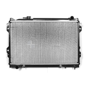 Automatic Radiator suit Mazda B2600 Ford PC PD Courier 2.6ltr G6 1991-1999