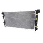 Mazda 323 Astina Radiator suit 1.8ltr BP Auto/Manual BA 1994-1998