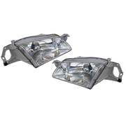 Mazda BJ 323 Astina Protege Headlights Head Lights Lamps 1998-2000 *New*