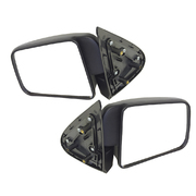 Ford Courier Ute LH + RH Manual Door Mirrors suit PE PG PH 1998-2006