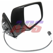 Ford PJ Ranger or Mazda BT-50 RH Black Power Door Mirror 2005-2009 *New*