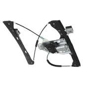 Mercedes Benz C Class W203 LH Front Power Window Regulator & Motor 2004-2007