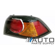 Mitsubishi Lancer CJ Driver Side RHTail Light Lamp 2009-2014 Black Type