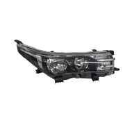 RH Halogen Type Headlight For Toyota ZRE172 Corolla Sedan 2013-2016