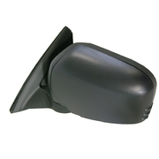 Mitsubishi ML MN Triton LH Black Manual Door Mirror 2006-2015 *New*