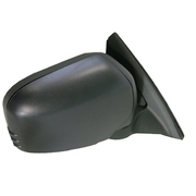 Mitsubishi ML MN Triton RH Black Manual Door Mirror 2006-2015 *New*