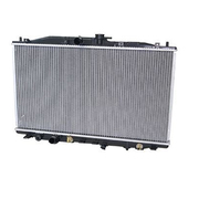 Honda CL Accord Euro Radiator suit 2.4ltr 4 cylinder 2003-2008 *New*