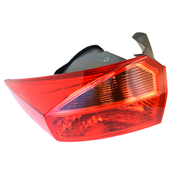 Honda City LH Tail Light Lamp Suit GM 2014-Onwards Models *New Genuine*