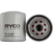 Ryco Oil Filter For Saab 900 2ltr B201 1984-1988
