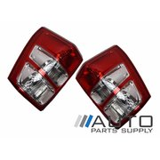 Suzuki Grand Vitara LH + RH Tail Lights Lamps suit 4 Door 2005-Onwards *New*