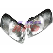 Pair Indicators Corner Lights For Toyota AE100 AE101 AE102 Corolla 1994-1998