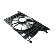 Radiator Thermo Fan suit Toyota Corolla ZRE152R ZRE182R 2007-2018
