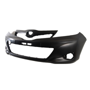 Front Bumper Bar Cover For Toyota NCP130R Yaris Hatch 2011-2014
