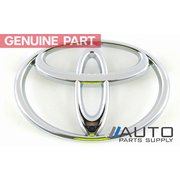 Genuine Grille Badge For Toyota 78 79 Series Landcruiser 1999-2007