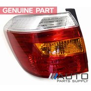Toyota Kluger LH Tail Light Lamp KX-R 2007-2010 *Genuine*