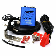 Turbosmart Dual Stage Boost Controller V2 Blue TS-0105-1102