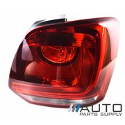Volkswagen VW Polo RH Tail Light Lamp 6R 2010-2014 Models *New*