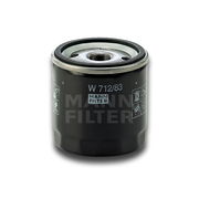 Mann Oil Filter For Volvo XC60 T5 2ltr B4204T7 2011-2014