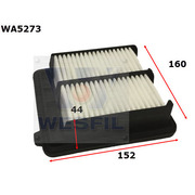 Air Filter to suit Honda CRZ 1.5L 11/11-on