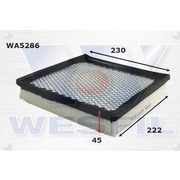 Air Filter to suit Dodge Journey 3.6L V6 2012-06/13