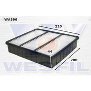 Air Filter to suit Proton Wira 1.5L 05/95-11/96