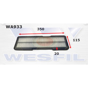 Air Filter to suit Daihatsu Move 0.85L 1997-1999