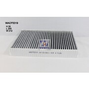 Cabin Filter to suit Skoda Roomster 1.9L Tdi 10/07-10/10