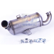 Citroen C4 DPF Particulate Filter 1.6ltr DV6TED4 2006-2011 *Wesfil*